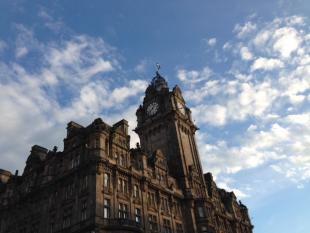 Edinburgh Balmoral Clock Tower